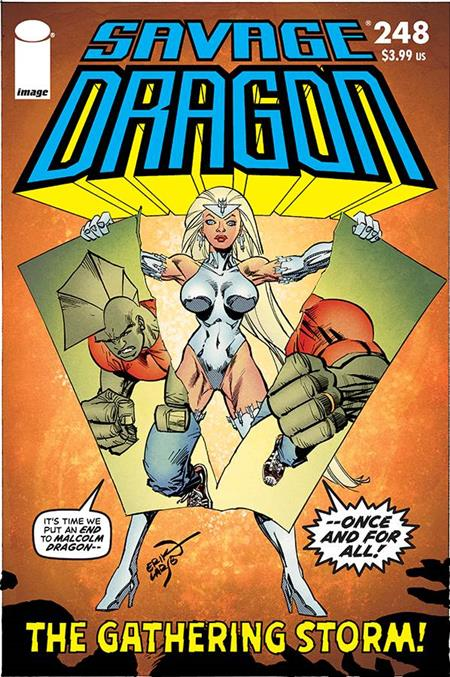 SAVAGE DRAGON #248 (MR)