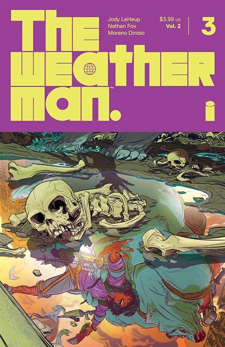 WEATHERMAN VOL 2 #3 #3 CVR A FOX (MR)