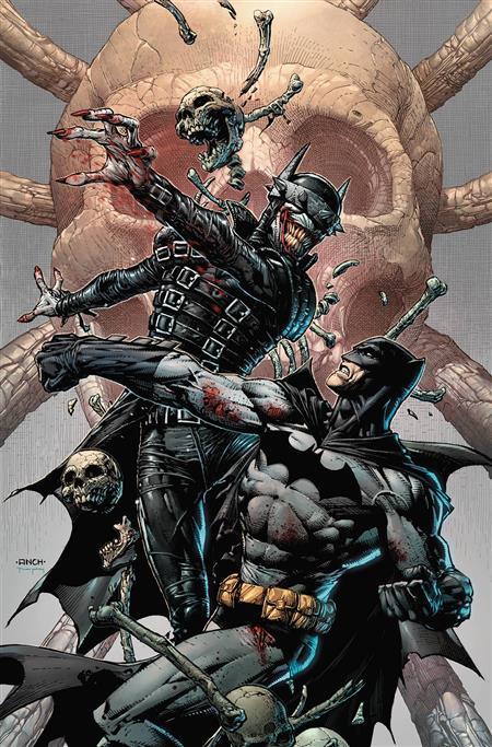 BATMAN WHO LAUGHS #7 (OF 7) VAR ED