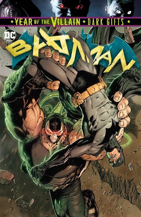 BATMAN #76 YOTV DARK GIFTS