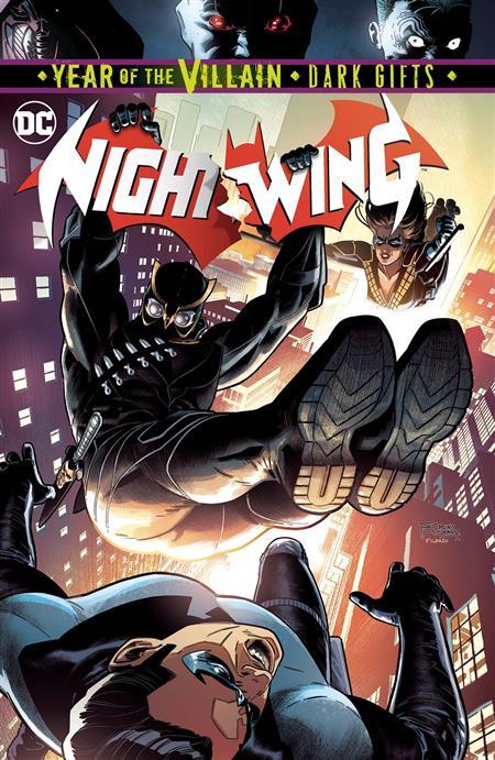 NIGHTWING #63 YOTV DARK GIFTS