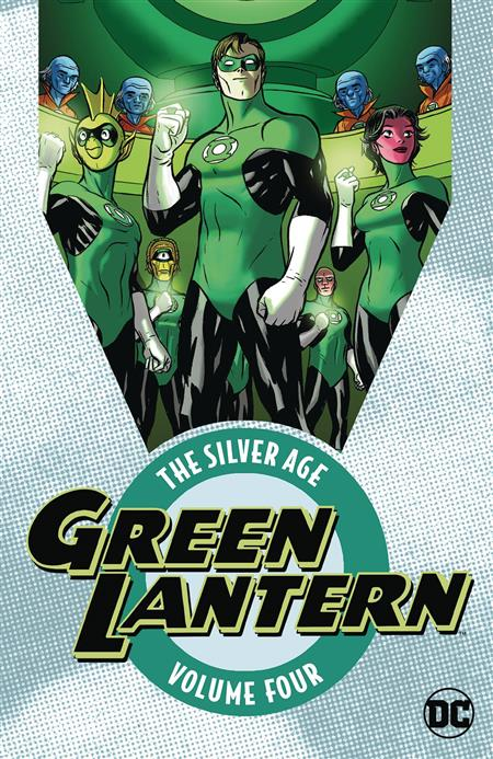 GREEN LANTERN THE SILVER AGE TP VOL 04