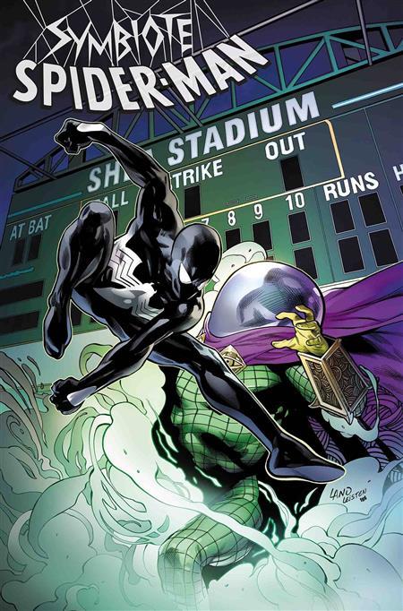 SYMBIOTE SPIDER-MAN #5 (OF 5)