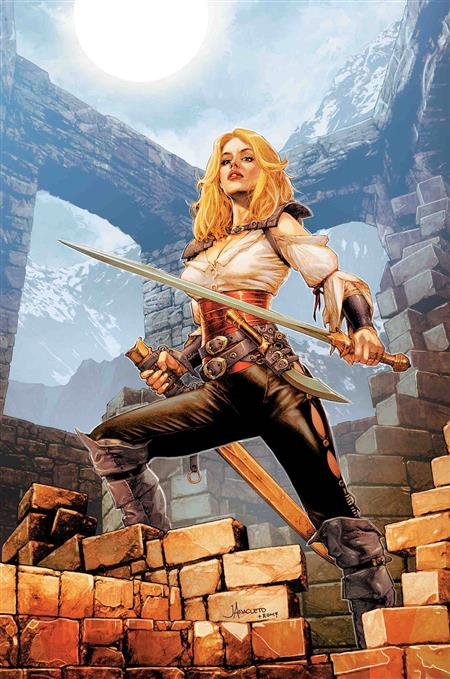 AGE OF CONAN VALERIA #1 (OF 5)