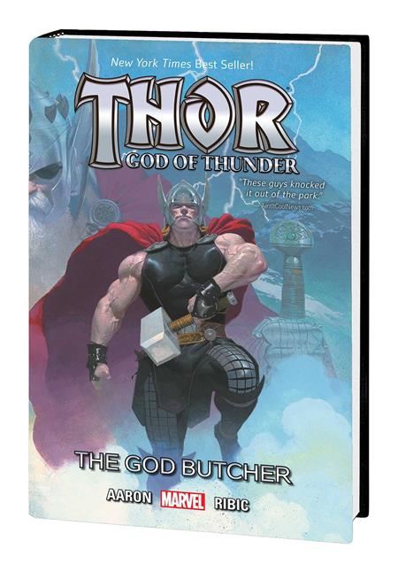 THOR GOD OF THUNDER HC GOD BUTCHER MARVEL SELECT