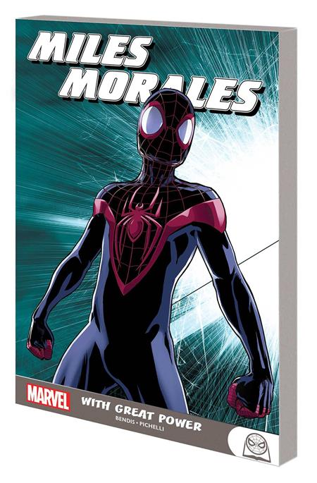 MILES MORALES GN TP WITH GREAT POWER
