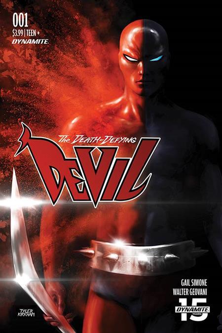 DEATH-DEFYING DEVIL #1 CVR C KIRKHAM