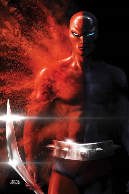 DEATH-DEFYING DEVIL #1 10 COPY KIRKHAM VIRGIN INCV (Net)
