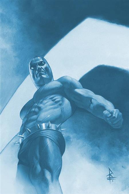 DEATH-DEFYING DEVIL #1 30 COPY FEDERICI BLUE INCV (Net)