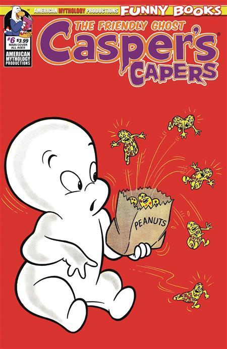 CASPER CAPERS #6 MAIN CVR