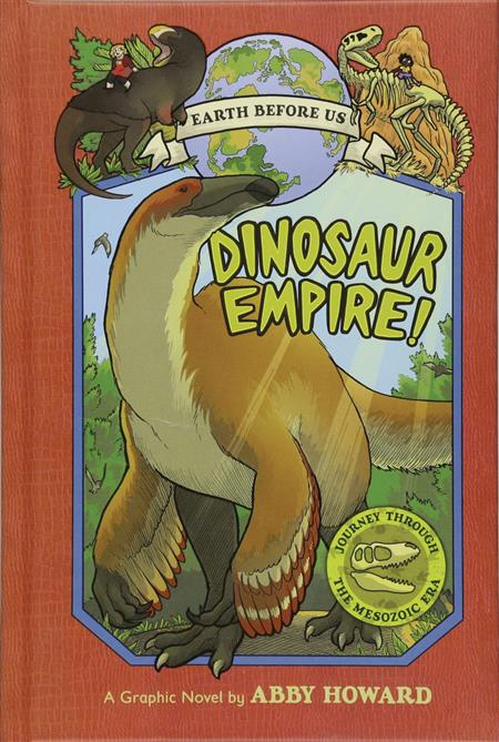 EARTH BEFORE US YR TP VOL 01 DINOSAUR EMPIRE (C: 1-1-0)