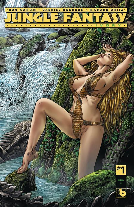 JUNGLE FANTASY IVORY #1 BIKINI CENTURY C (MR)