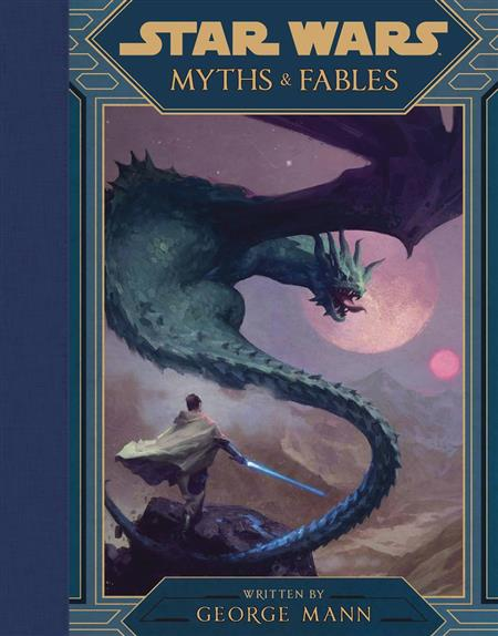 STAR WARS MYTHS AND FABLES HC (C: 0-1-0)