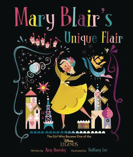 MARY BLAIR`S UNIQUE FLAIRANIMATION (C: 0-1-0)