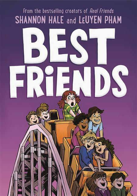BEST FRIENDS HC GN (C: 1-1-0)