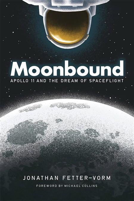 MOONBOUND APOLLO 11 & DREAM OF SPACEFLIGHT HC GN (C: 0-1-0)