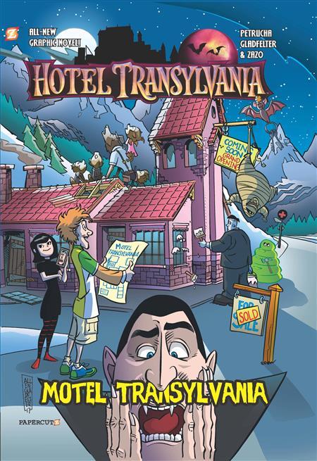 HOTEL TRANSYLVANIA HC VOL 03 MOTEL TRANSYLVANIA
