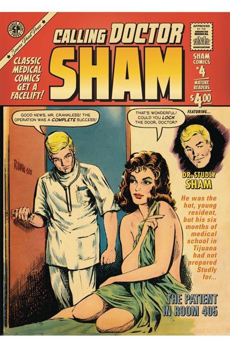 SHAM #4 (MR)