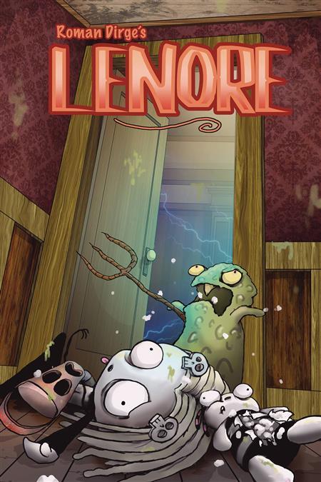 LENORE VOLUME III #1 CVR B DIRGE