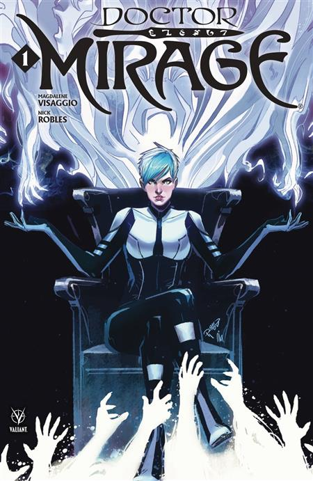 DOCTOR MIRAGE #1 (OF 5) CVR B INGRANATA