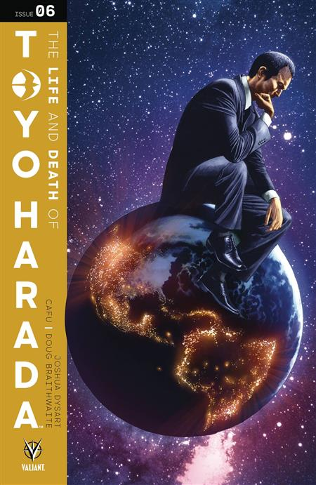 LIFE & DEATH OF TOYO HARADA #6 (OF 6) CVR A SUAYAN