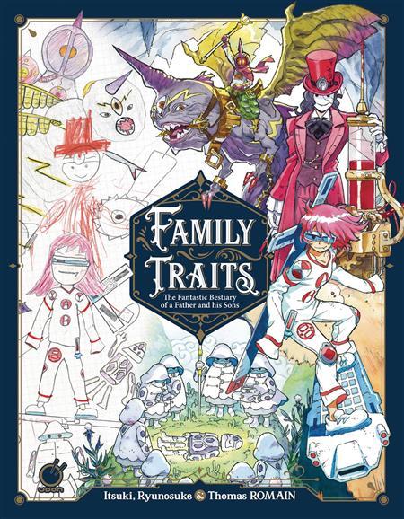 FAMILY TRAITS HC