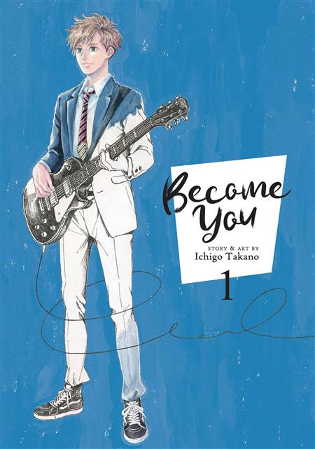 BECOME YOU GN VOL 01 (C: 0-1-0)