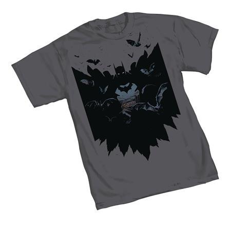 BATMAN BATS T/S LG (C: 1-1-2)