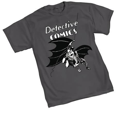DC HEROES BATMAN 80TH RETRO T/S LG (C: 1-1-2)