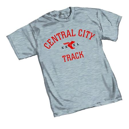FLASH CENTRAL CITY TRACK II T/S LG (C: 1-1-0)