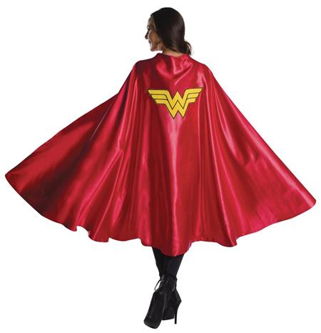 DC HEROES WONDER WOMAN DELUXE CAPE (C: 1-1-2)