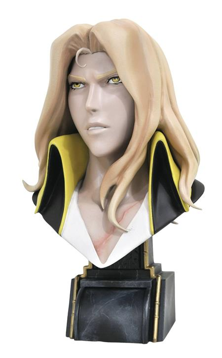 LEGENDS IN 3D CASTLEVANIA ALUCARD 1/2 SCALE BUST (C: 1-1-2)