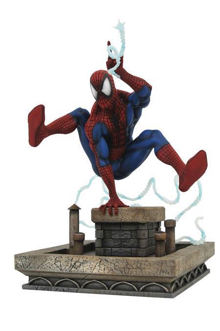 MARVEL GALLERY MCFARLANE SPIDER-MAN PVC FIG (C: 1-1-2)