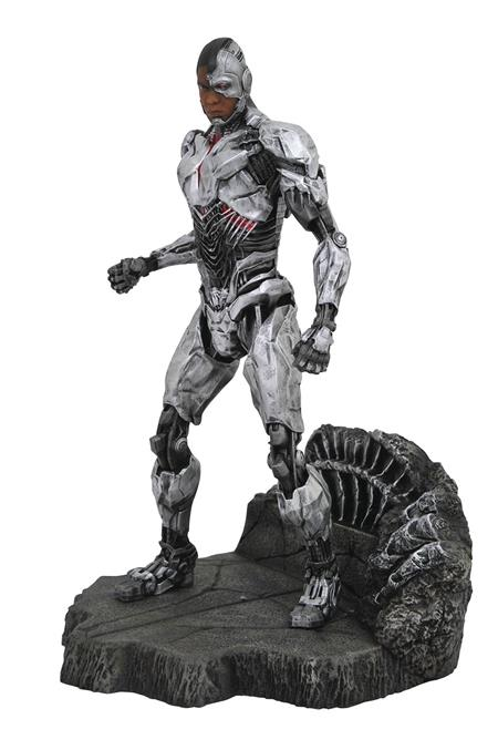 JLA MOVIE GALLERY CYBORG PVC FIGURE (C: 1-1-2)