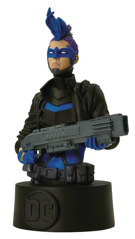 DC BATMAN UNIVERSE BUST COLL #35 BLUEBIRD (C: 0-1-2)