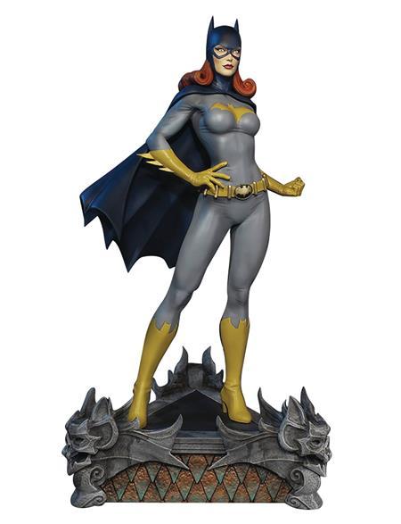 DC HEROES SUPER POWERS BATGIRL MAQUETTE (Net) (C: 1-1-2)