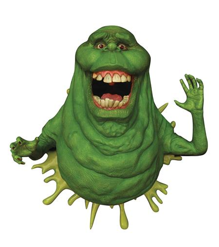 GHOSTBUSTERS SLIMER LIFE-SIZE WALL SCULPTURE (Net) (C: 1-1-2
