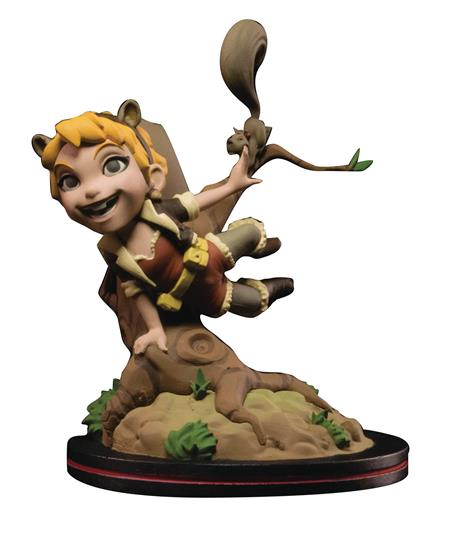 MARVEL SQUIRREL GIRL Q-FIG DIORAMA FIGURE (C: 1-1-2)