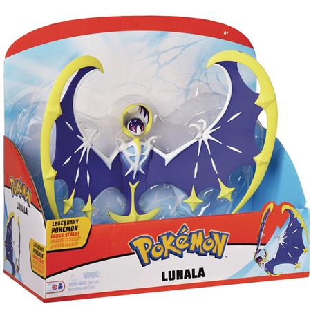 POKEMON LUNALA LEGENDARY FIGURE (C: 1-1-2)
