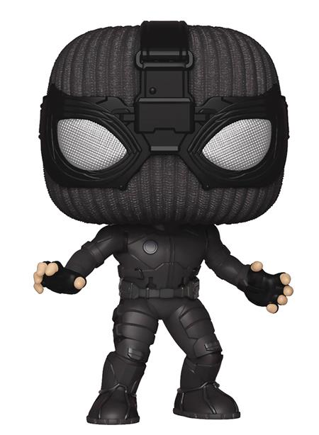 POP MARVEL SPIDER-MAN FAR FROM HOME STEALTH SUIT VIN FIG (C: