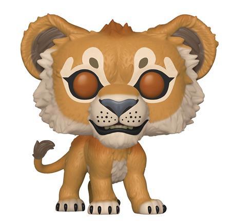 POP DISNEY LION KING LIVE SIMBA VINYL FIG (C: 1-1-2)