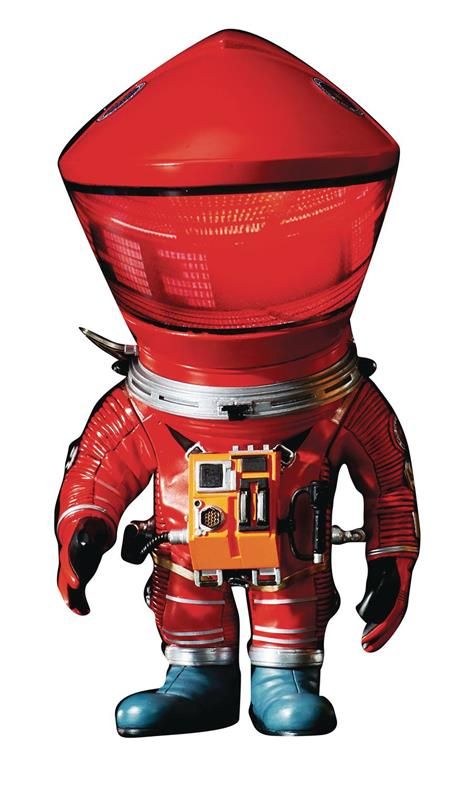 A SPACE ODYSSEY DF ASTRONAUT DEFO REAL SOFT VINYL RED VER (N