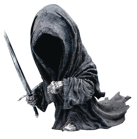 LORD OF THE RINGS NAZGUL DEFO REAL SOFT VINYL STATUE (Net) (