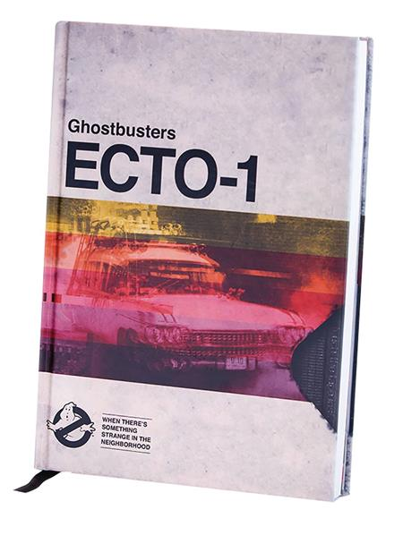 GHOSTBUSTERS ECTO-1 VHS HC JOURNAL (C: 1-1-2)