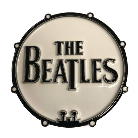 THE BEATLES DRUM HEAD BOTTLER OPENER (C: 1-1-2)