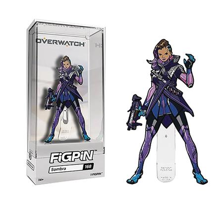 FIGPIN OVERWATCH SOMBRA PIN (C: 1-1-2)