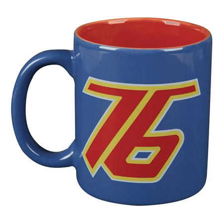 OVERWATCH SOLDIER 76 SYMBOL CERAMIC MUG (C: 1-1-2)