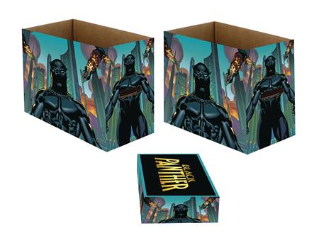MARVEL PANTHER NATION 5PK SHORT COMIC STORAGE BOX (C: 1-1-2)