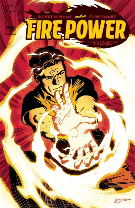 FIRE POWER BY KIRKMAN & SAMNEE #1