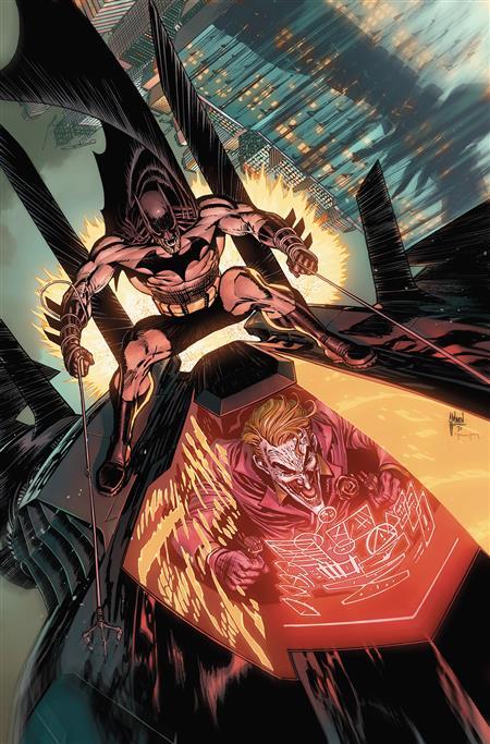 BATMAN #96 JOKER WAR